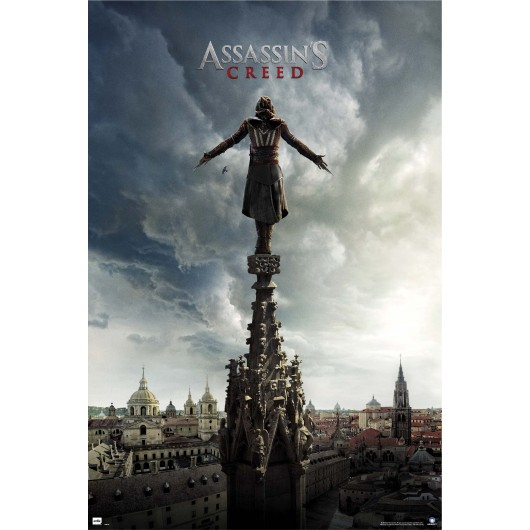 Maxi Poster Assassins Creed 3