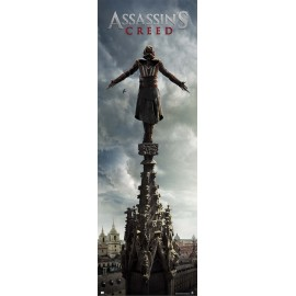 Door Poster Assassins Creed