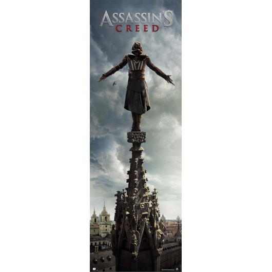 Poster Puerta Assassins Creed
