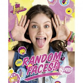 Mini Poster Soy Luna Random Faces