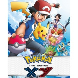 Mini Poster Pokemon Xy