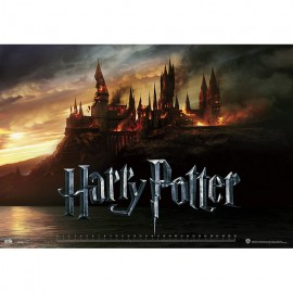 Desk Top Mats Harry Potter