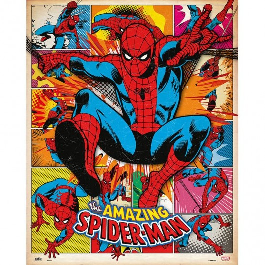 Mini Poster Spiderman