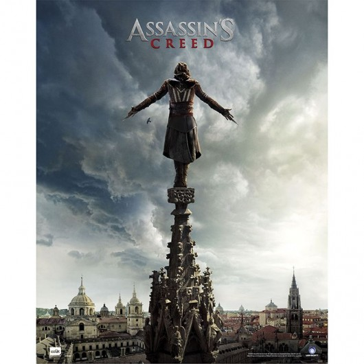 MINI POSTER ASSASSINS CREED