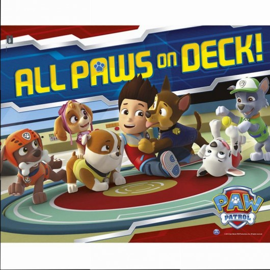 Mini Poster Paw Patrol All Paws