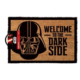 Felpudo Star Wars Welcome To The Darkside