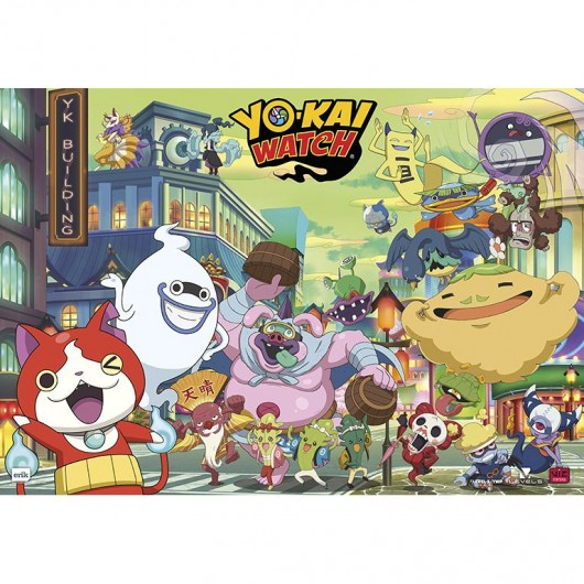 Vade Escolar Yo-Kai Watch