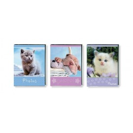 Al011 Album Foto Soft 96 Bolsillos 13X20Cm Puppies