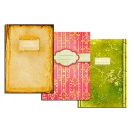 Pack Papeleria Jotters 4