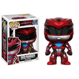 Red Ranger Pop