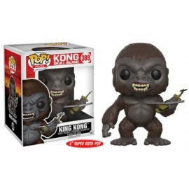 "King Kong 6"" Pop"