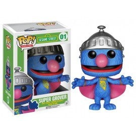 Super Grover Pop