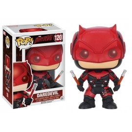 Daredevil Red Suit Pop