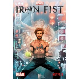 Poster Iron Fist (Comic)