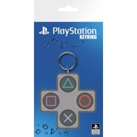 Llavero Playstation Buttons