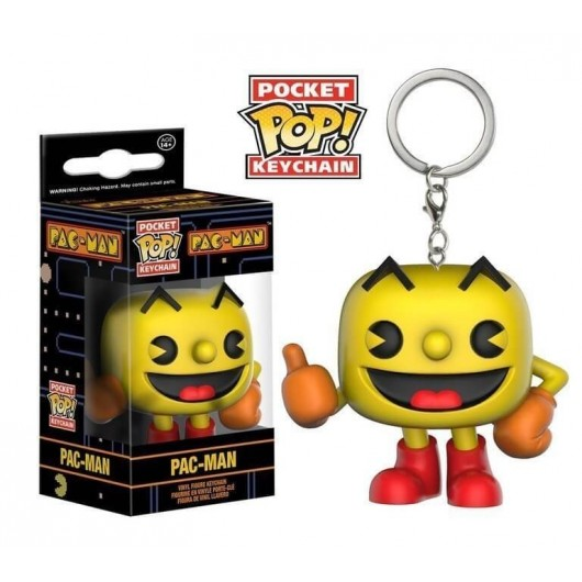 Pop Llavero Pac-Man