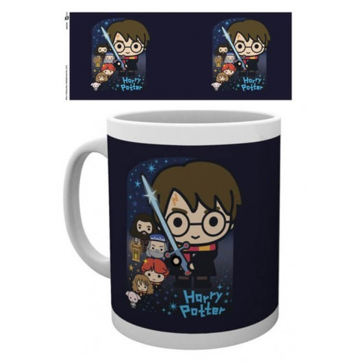 Taza Mug Harry Potter Characters