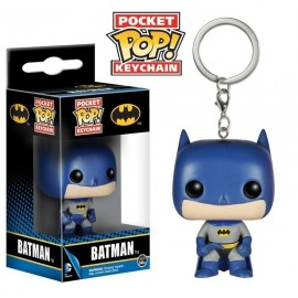 Pop Llavero Batman Blue Suit