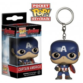 Pop Llavero Age Of Ultron Captain America