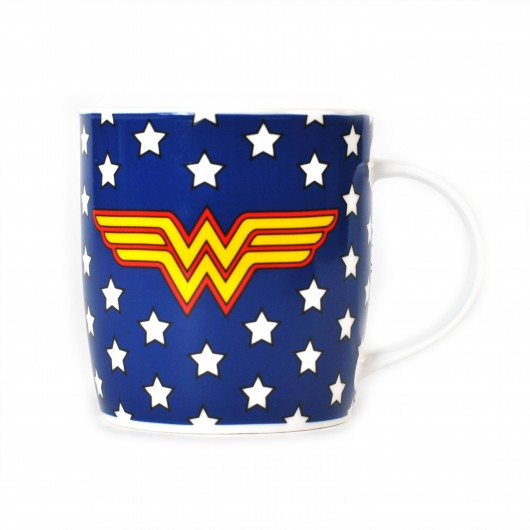 Mug Boxed (325Ml) - Wonder Woman (Stars)