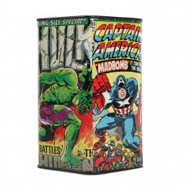 Money Box Tall - Marvel (Characters)
