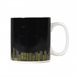 Mug Heat Changing (400Ml) - Batman