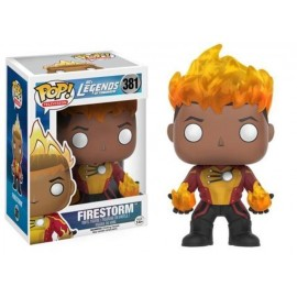 Ts338 Pop Vinyl Dc Legends Firestorm