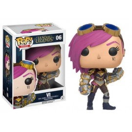 Ts372 Pop Vinyl League Of Legends Vi Exc