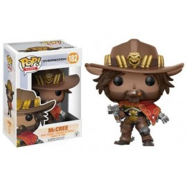 Pop Vinyl Overwatch Mcgree Exc