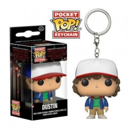 Pop Vinyl Keychain Dustin