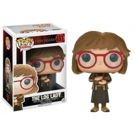 Pop Vinyl Twin Peaks Log Lady