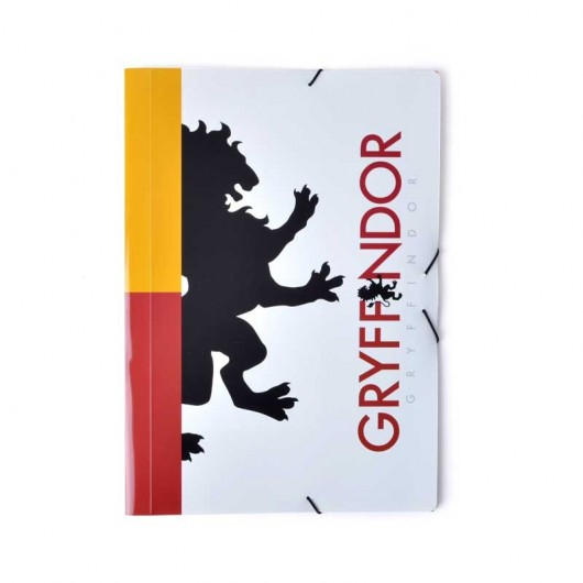 CARPETA GOMAS A4 POLIPROPILENO HARRY POTTER