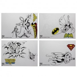 Gadget Decals Dc Comics