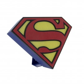 Light Superman Logo