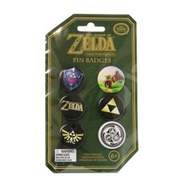 Pin Badges The Legend Of Zelda