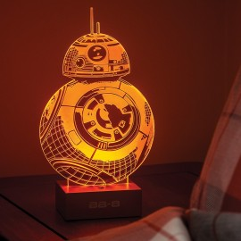Light Hero Star Wars Bb 8