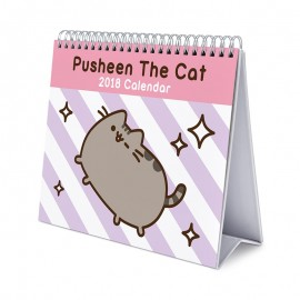 Calendario Sobremesa Deluxe 2018 Pusheen The Cat