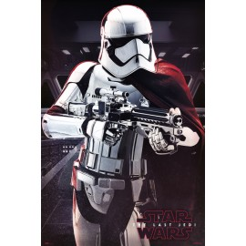 Poster Star Wars VIII Captain Phasma