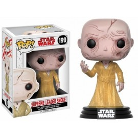 Pop Bobble Star Wars VIII Supreme Leader Snoke