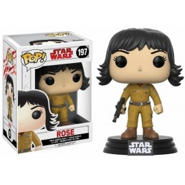 Pop Bobble Star Wars VIII Rose