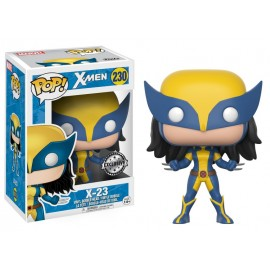 Pop Vinyl Bobble Marvel X23 Exc