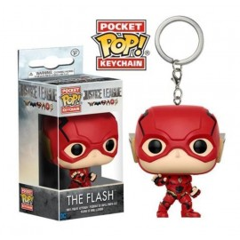 Pop Vinyl Keychain Dc Justice League The Flash