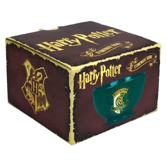 Bowl (Boxed) - Harry Potter (Slytherin)