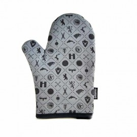 Oven Mitt Game Of Thrones All Sigils