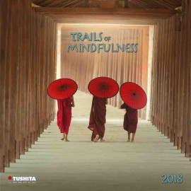Calendario 2018 30X30 Trails Rails Of Mindfulness