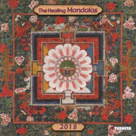 Calendario 2018 30X30 The Healing Mandalas