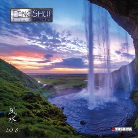 Calendario 2018 30X30 Feng Shui Flow Of Life