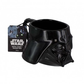 Mug Shaped Star Wars Darth Vader