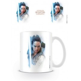 Taza Mug Star Wars The Last Jedi Rey Brushstroke
