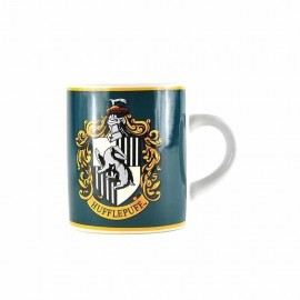 Taza Mug Mini 110Ml Harry Potter Hufflepuff Crest